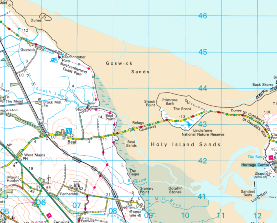 Guided Walks Northumberland